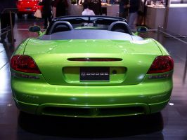 Dodge Viper by 5tring3r