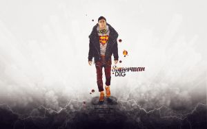 Superman wears D@G 02 by meta625