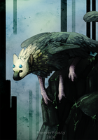The Last Guardian by ForeverFrosty