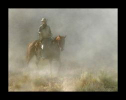 Cowboy by photocrafter