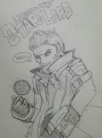 Legendary Star Lord by rugdog