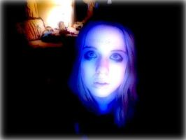 ghost face by Lizzie5115