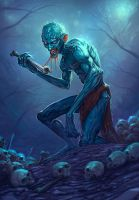 Ghoul by ScottPurdy