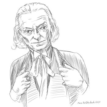 The First Doctor by KevinPSB4