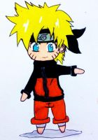 Chibi Naruto by Someone-that-is-me