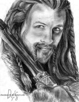 THE HOBBIT - Fili by Chanimal-DS