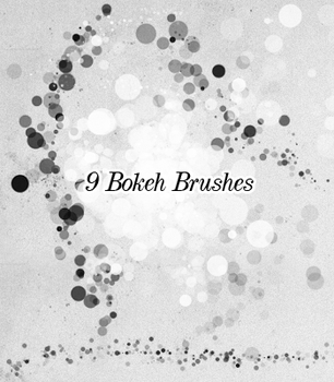 Bokeh Brushes by anamcr