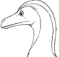 2011 troodon lines by Thylacine333