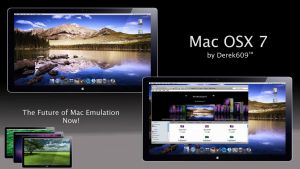 Mac OSX 7 v10.6 Snow Leopard by Derek609