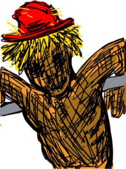 Scarecrow by SigilofDreams
