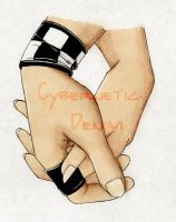 Roxas x Namine - Hands Color by CyberneticDenim
