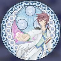 Dive to the Heart - Asbel by darkangel6