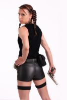 Lara Croft - Tomb Raider 5 by acebeny