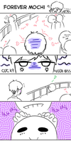 AV: Behind the Mochi Picasso Creepy Pasta (1) by kiwixiwie
