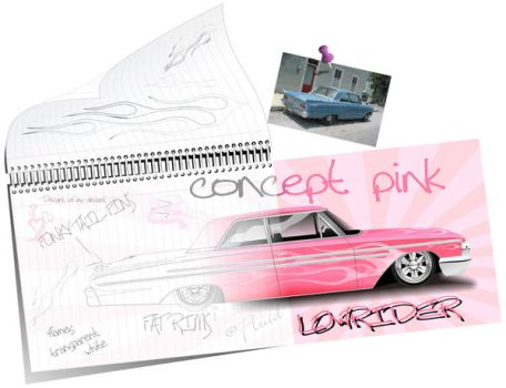 Concept Pink by FLuiddsn