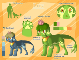 Lily Ref by Tinnypants