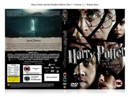 Harry Potter 7 DVD by ewensimpson