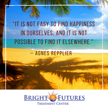 Agnes Repplier Bright Futures Recovery Quotes by brightfuturesrehab