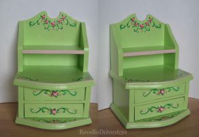 Baby changing table by RevelloDrive1630