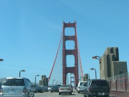Golden Gate by BlueArctic4