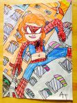 Spidergirl by anthonysonicfan1