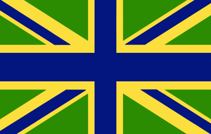 Union Jack and Brazil by TheDrifterWithin