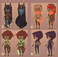 Mini Adopts :CLOSED: by BlackMayo