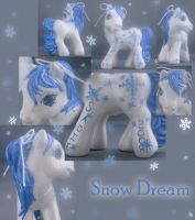 McDs Custom Snow Dream by RevRuby