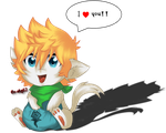Ventus love you by oce-sky62