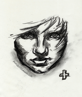 Ed Sheeran - Charcoal by FreeToFly3733