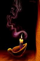Candle by amnephis77