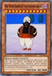 Mr Popo Yu-Gi-Oh card by jungle-king