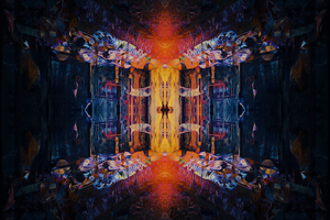 Microcosm VII: The Dark Matter by twocollective