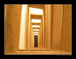 Escher doors by KidCabide