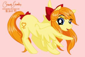 New Venus Pony by ComicSneakers