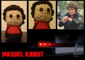 Michael Knight by DaisyBisley