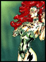 Poison Ivy by wiccawitch