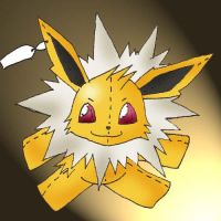 jolteon by jhaicblank