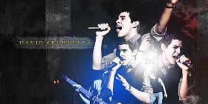 David Archuleta Tour by mikeygraphics
