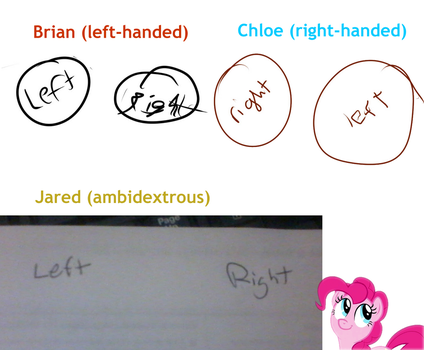 Hand-writing Comparison by CptCool2