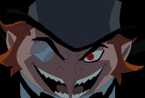 Penguin's MOST Evil Look by xSweetSlayerx