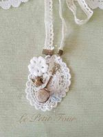 A Pcs. Of Macaroon Necklace by AngelicLight100