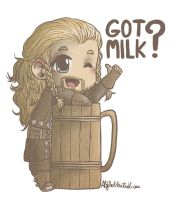 Got milk? by AlyTheKitten