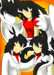 me, myself, and I by Duskwhite