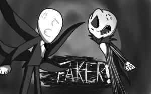 FAKER! by AlternativeSaga