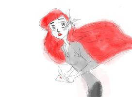 Paperman. by Noitcefni