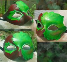 Sylvan Mask by Izile
