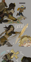 [LoL strip] NASUS NO by zuqling