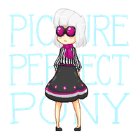 ~*~* Picture Perfect Pony *~*~ by KishiFishy