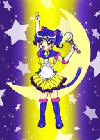 Sailor Luna by YuniNaoki